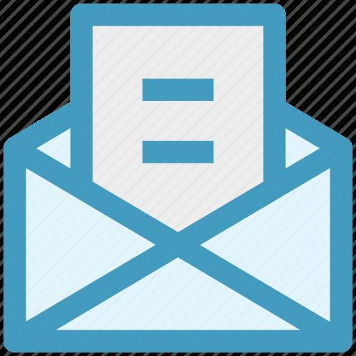 Email Envelope Letter Open Open Envelope Open Letter Icon