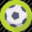 sports equipment, ball, sport, football, soccer ball icon
