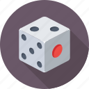 casino, dice, domino, gambling, game icon
