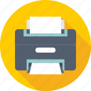 copy machine, facsimile, facsimile machine, fax machine, printer icon