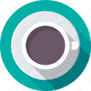 black coffee, coffee, cup, tea, tea cup icon