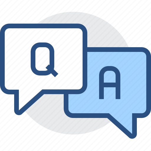 answers, ask, chat, conversation, question, talk icon