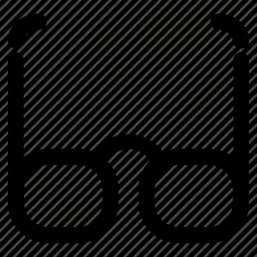 eyeglasses, eyewear, glasses, sunglasses icon