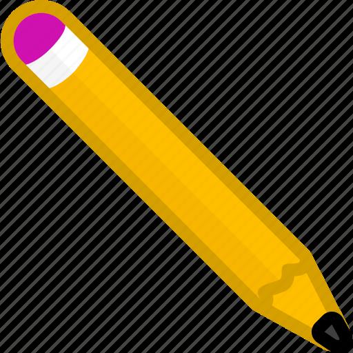 author, editor, pencil icon