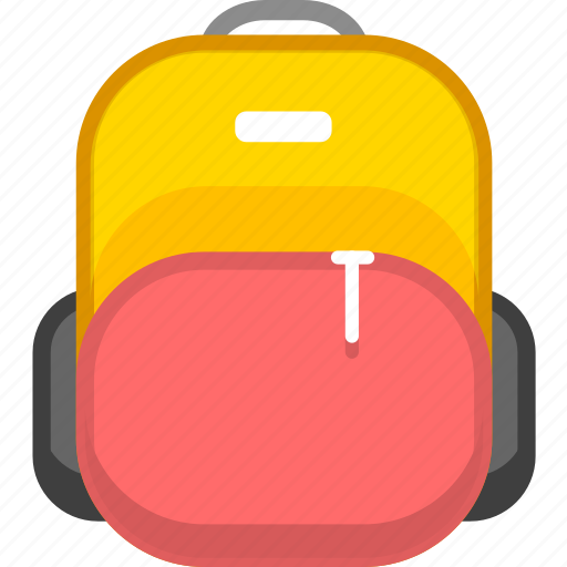 bag, education, learning, studying icon