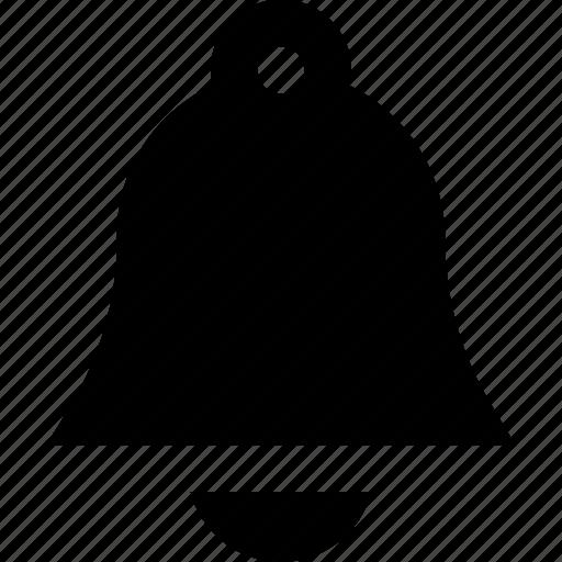 bell, school icon