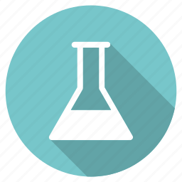 chemistry, education, glass, lab, laboratory, research, science icon