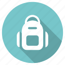 bag, book, briefcase, education, school, student, suitcase icon