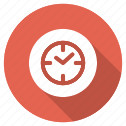 alarm, alert, clock, education, time, timer, watch icon