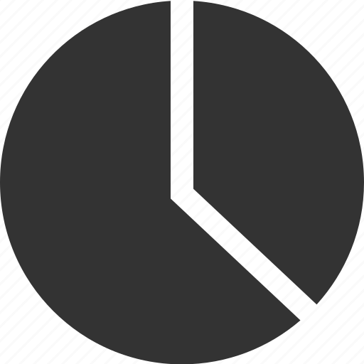 chart, circle, graph, info, pie, report icon