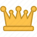 crown, gold crown, headgear, nobility, royal crown
