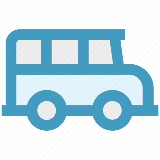 Bus, school, school bus, transport, vehicle icon - Download on Iconfinder