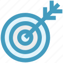 arrow, darts, focus, goal, strategy, target icon