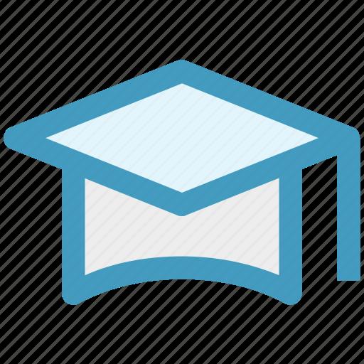Cap, degree, diploma, education, graduation, graduation cap icon - Download on Iconfinder
