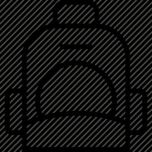 bag, camp, camping icon