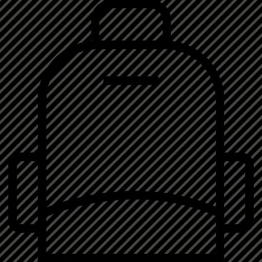 bag, camping, save icon