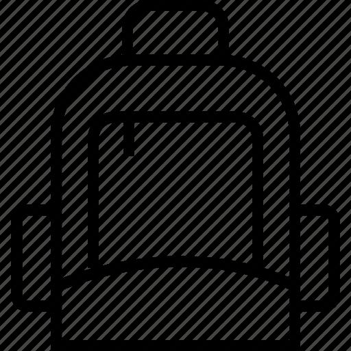 bag, explore, outside icon
