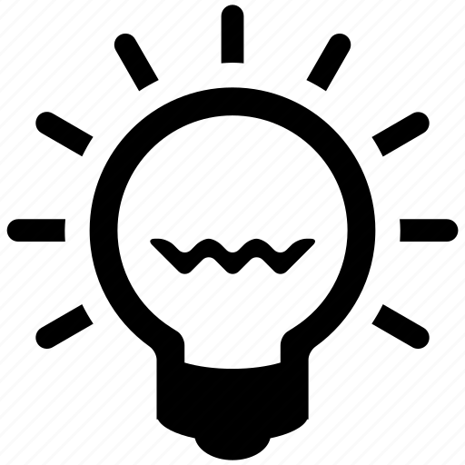 brainstorm, bulb, creative, idea, light, thinking, thought icon