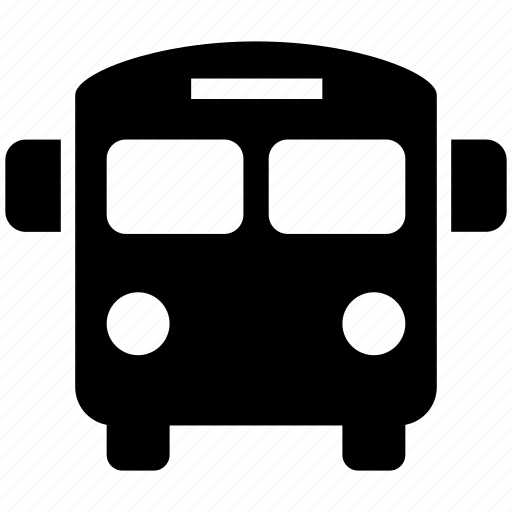 bus, education, kids, learning, school, transportation icon
