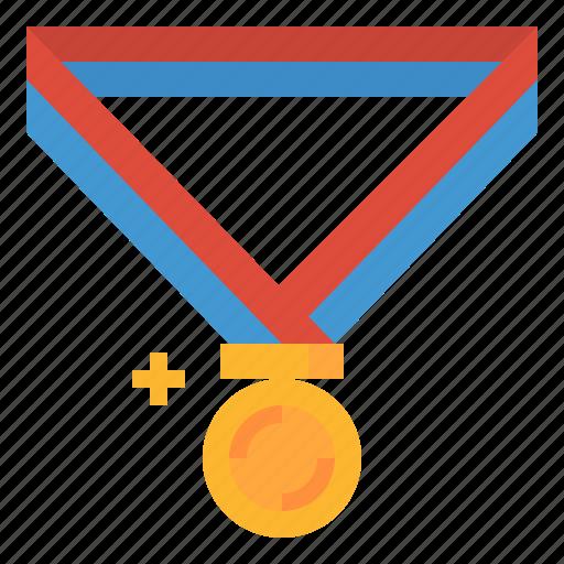 award, gold, medal, prize, winner icon