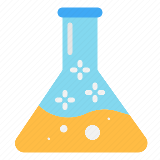 Chemical, flask, liquid, science icon - Download on Iconfinder