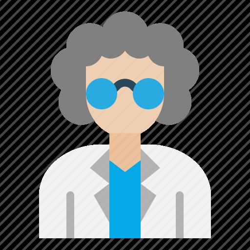 Education, learn, professor, school, scientist, teacher icon - Download on Iconfinder
