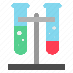 experiment, lab, test, tube icon