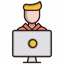 education, online, school, student, study icon