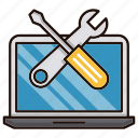 configuration, education, school, study, tools icon