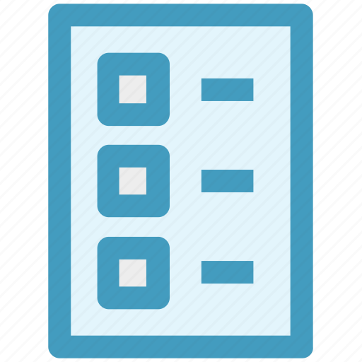 align, page, paper, right, sheet, text icon