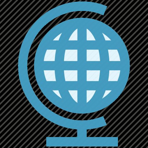 Earth, form, global, globe, world, world globe icon - Download on Iconfinder