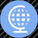 earth, form, global, globe, world, world globe
