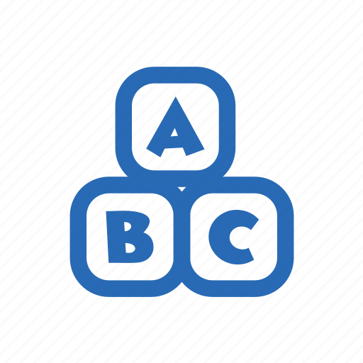box, letter, teks icon