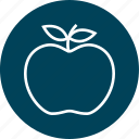 aplle, education, learning, school, staff, teacher icon