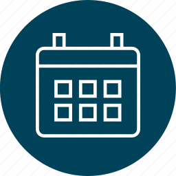 calendar, education, event, learning, school icon