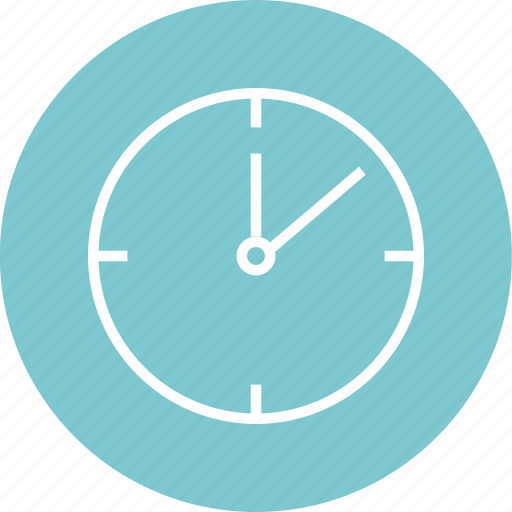 clock, education, learning, school, time icon