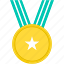 award, champion, medal, prize, reward, win, winner icon