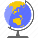 earth, global, globe, gps, location, map, world icon
