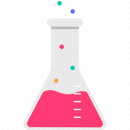 chemistry, education, experiment, flask, lab, laboratory, science icon