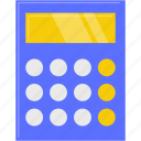 business, calculator, finance, marketing, math, money, office icon