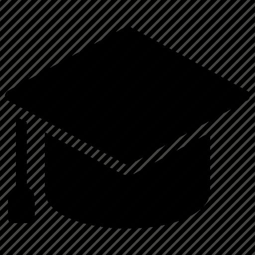 cap, cat, college, education, graduate, school, university icon
