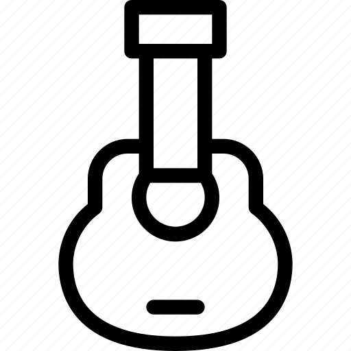 education, guitar, learning, music, school, study icon