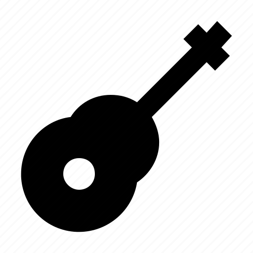 chordophone, fiddle, guitar, string instrument, violin icon