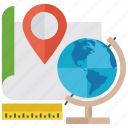 location, location map, logistic map, navigation, world map icon