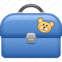 box, education, lunch, lunchbox, meal icon