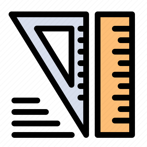 Education, geometrical, tools icon - Download on Iconfinder