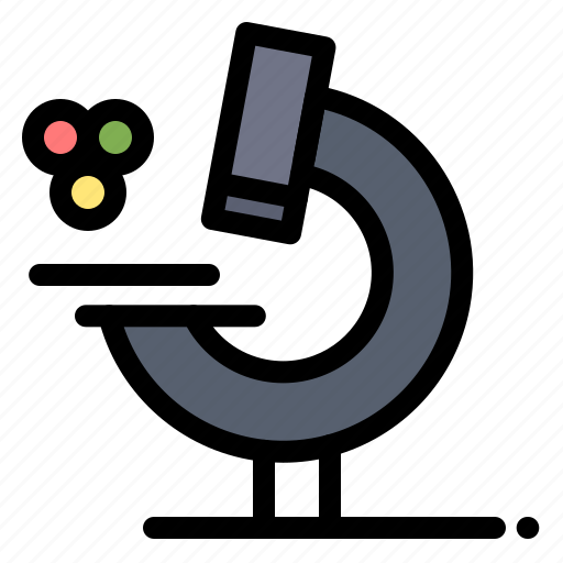 Education, microscope, science icon - Download on Iconfinder