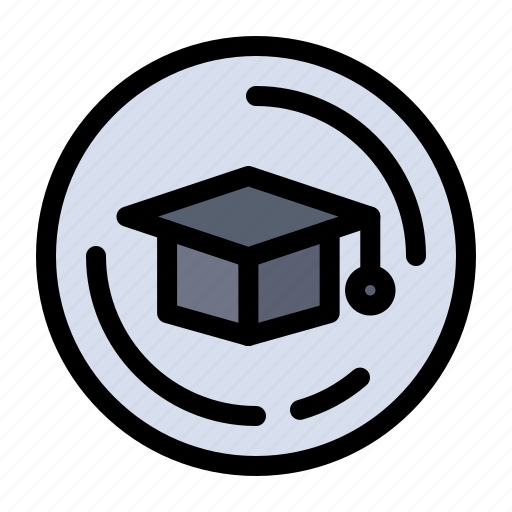 Cap, education, graduation icon - Download on Iconfinder