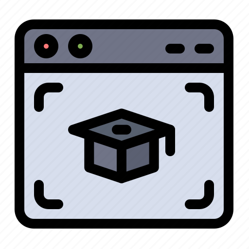 Cap, education, graduation, web icon - Download on Iconfinder