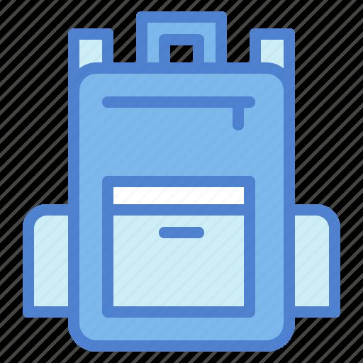Backpack, bag, baggage, luggage, travel icon - Download on Iconfinder